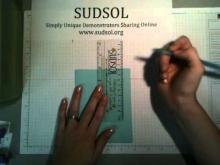 SUDSOL Centering Ruler Tutorial - YouTube