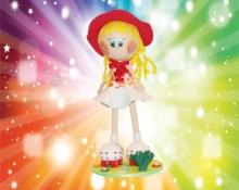 JUGGLER CLOWN Doll  Fofucha 100% Hand Made  by Fofuchasecompanhia